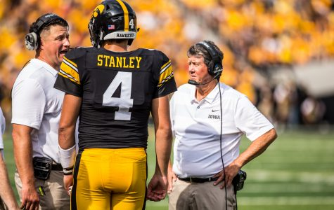 Hawkeye offense making aerial strides