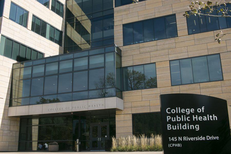 College+of+Public+Health+on+Wednesday%2C+Oct.+18%2C+2017.+%28Joseph+Cress%2FThe+Daily+Iowan%29