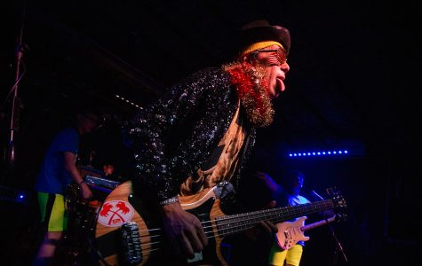 Japanese rock band brings wild energy and infectious sound to Gabe's