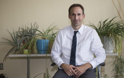 Office of Sustainability manages new director, integration into CLAS