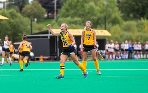 Field-hockey players' reach turns out to be global