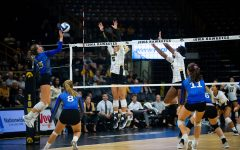 By the numbers: Iowa volleyball's winning streak