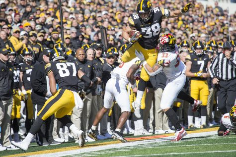 Hawkeye football not overlooking Northern Iowa