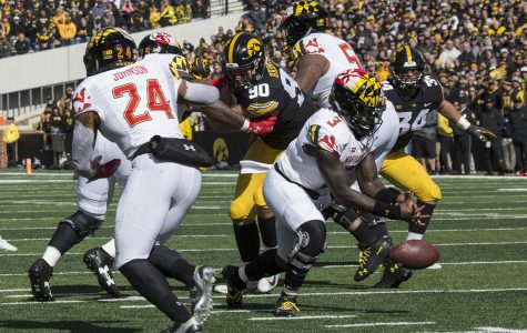 Report Card: How did the Hawkeyes do against the Terrapins?