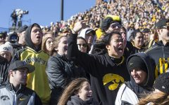ESPN ranks Hawkeye student section No. 5 in the country