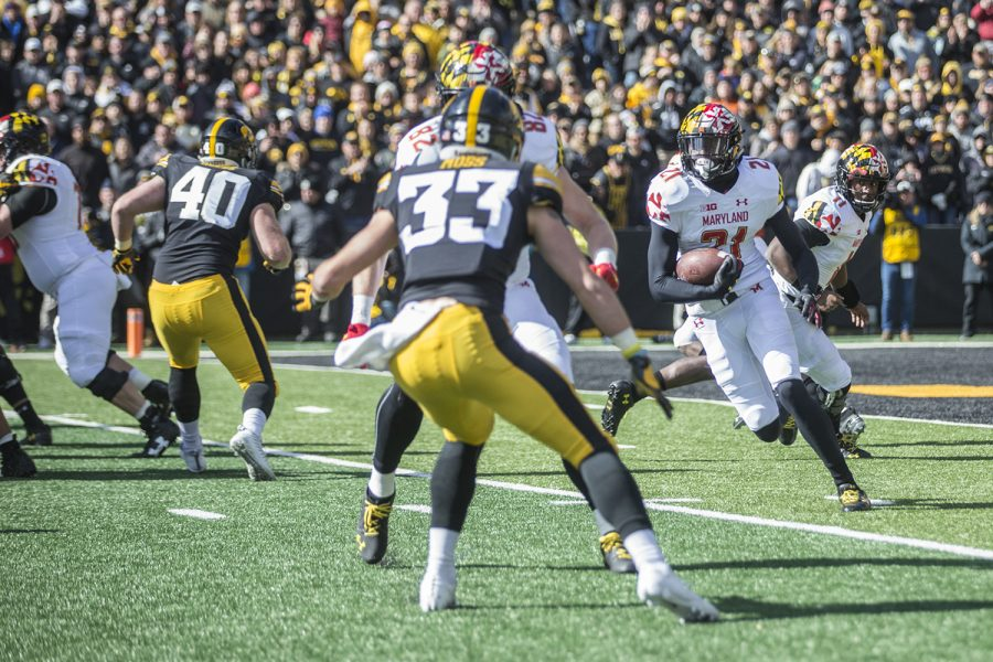 DITV Sports: Oct. 22, 2018 – Hawkeyes shine in Maryland game, women's soccer finishes season unbeaten at home