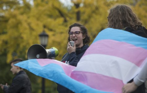 Banerjee: Transgender Day of Visibility invisible on campus