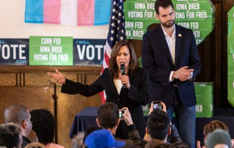 Kamala Harris embraces Oakland, but the feeling isn't necessarily mutual