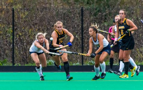 Photos: Field Hockey vs. Michigan (10/5/18)