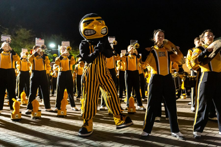 Video: Homecoming 2018 celebrates all things Hawkeyes