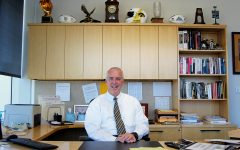 UI Athletics Director Gary Barta discusses Title IX, alcohol sales in Kinnick, and more
