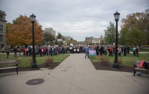University of Iowa, Iowa City honor Transgender Day of Remembrance