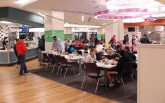 Catlett Dining Hall closed on weekends due to low turnout and decreased enrollment
