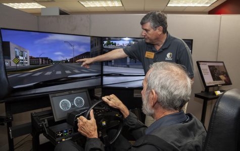 UI's Driving Simulator celebrates 20 years of vehicle safety research