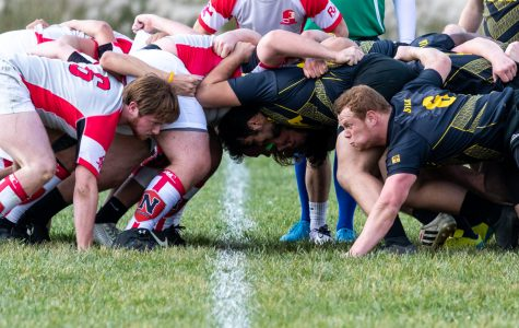 Photos: Iowa Men's Rugby v. Nebraska (10/27/18)