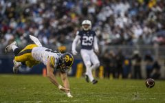 Nate Stanley, offense move forward from Penn State loss