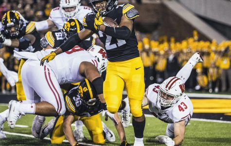 Hawkeye offense hoping to avoid bye week hangover