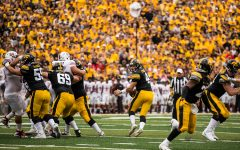 Iowa hunts for turnovers against Minnesota