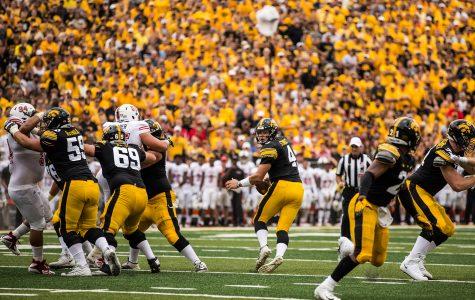 Iowa hunts for turnovers against Minnesota