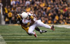 Iowa defense remains strong despite shifts