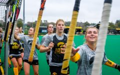 Hawkeye field hockey chugs on despite no Iowa high school play
