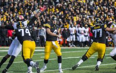 Iowa's offense attempts to step up in close