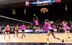 Hawkeye volleyball eyes Boilermakers