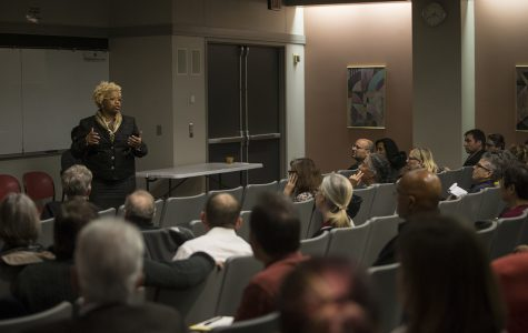 Forum held with final College of Liberal Arts and Sciences dean candidate