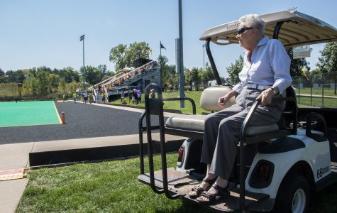 UI legend reflects on 50 years of fighting for gender equality in intercollegiate athletics