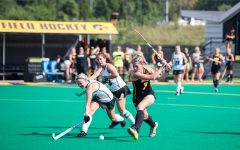 Iowa field hockey gears up to host two top-25 teams this weekend