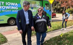Hubbell 'optimistic' ahead of Election Day as candidates for governor ramp up campaign stops