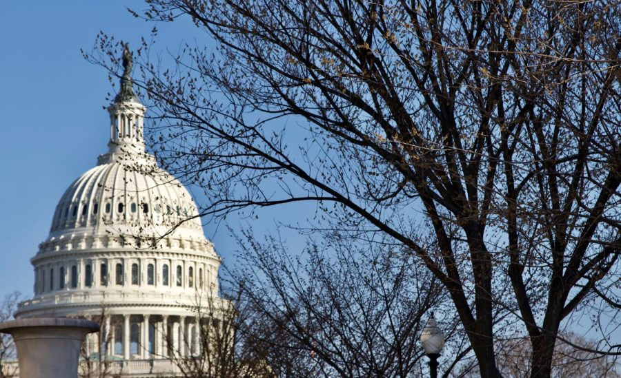 The+U.S.+Capitol+is+seen+on+March+13%2C+2018.