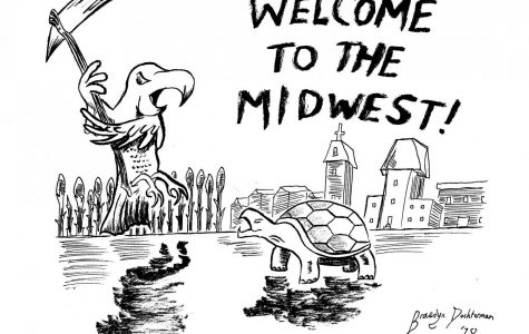 Cartoon: Welcome to the Midwest