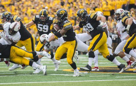 Iowa football embraces bye week, hunts for turnovers