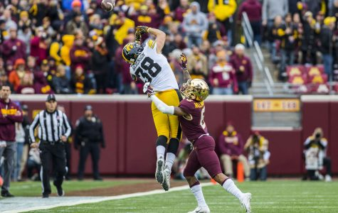 Iowa football report card: Wide receivers and tight ends