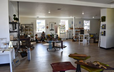 The Makers Loft is Iowa City's latest spot for homegrown arts and crafts