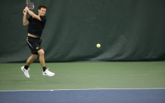 Hawkeye men's tennis hits the road for Big Ten Indoor Championships