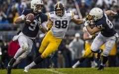 Despite loss to Penn State, Iowa's defense remains strong
