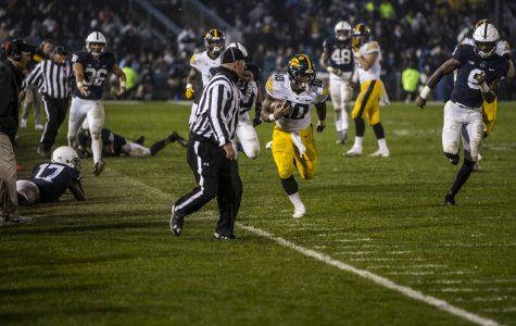 Photos: Iowa at Penn State (10/27/18)