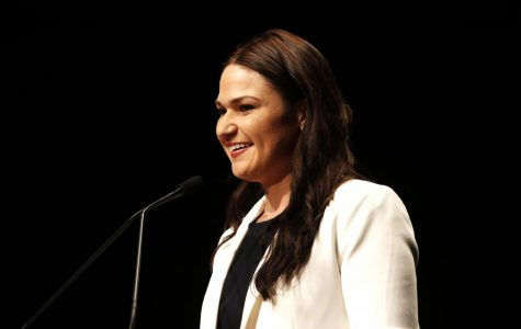 Blum, Finkenauer face off at first debate in Cedar Falls