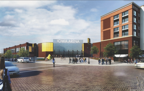 Iowa Arena in Coralville gets $4.8 million in tax credit funding