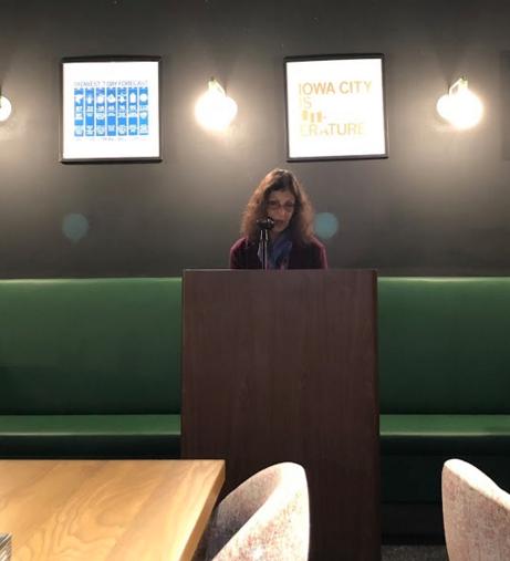 UNESCO City of Literature organization brings novelist to Iowa City