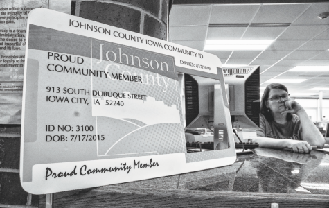 Members of Johnson County may benefit from community ID