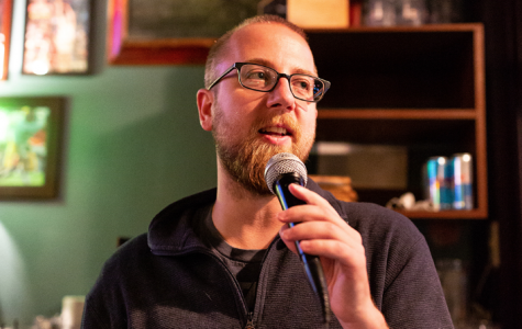 The Man with a Million Questions: Behind Iowa City trivia nights