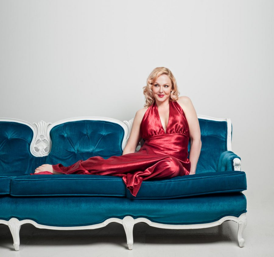 Storm Large brings message of love, music to Hancher