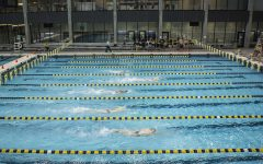 Iowa swimming and diving heads to Minnesota for tough competition