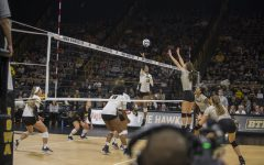 No. 3 Minnesota, No. 9 Wisconsin sweep Iowa volleyball