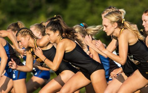 Iowa cross-country brings home the best Big Ten finish in 7 years
