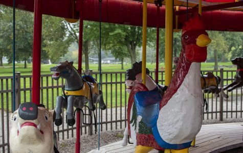 Iowa City auctions off City Park amusement rides