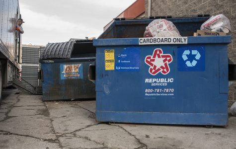 Iowa City still working on effective recycling for apartments one year later